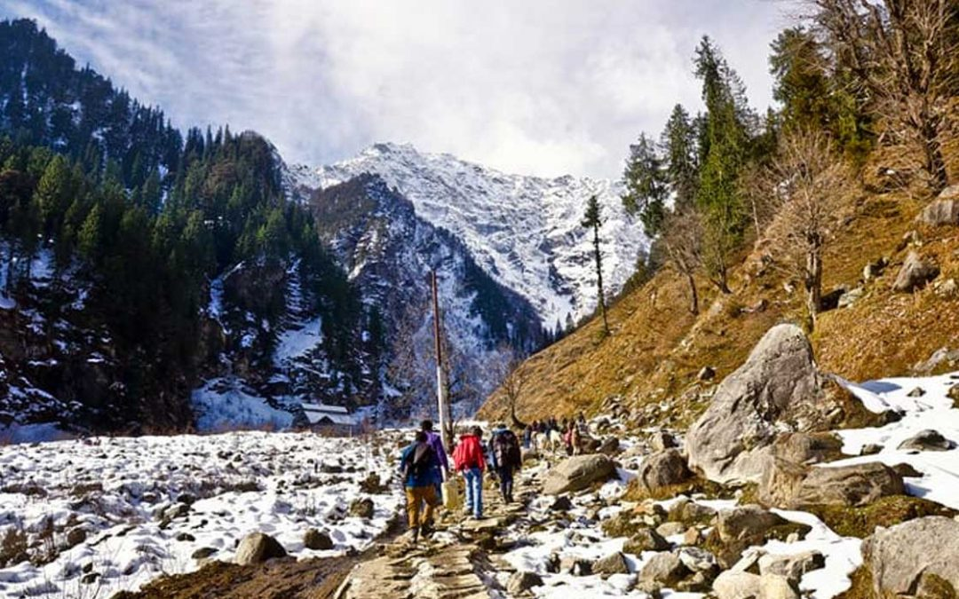 Scenic Shimla Manali