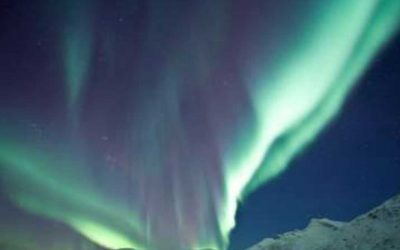 Land of the Never-Ending Northern lights