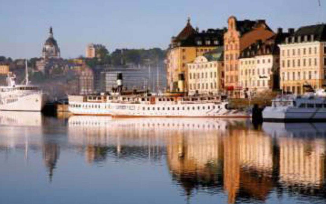 Scandinavian Capitals