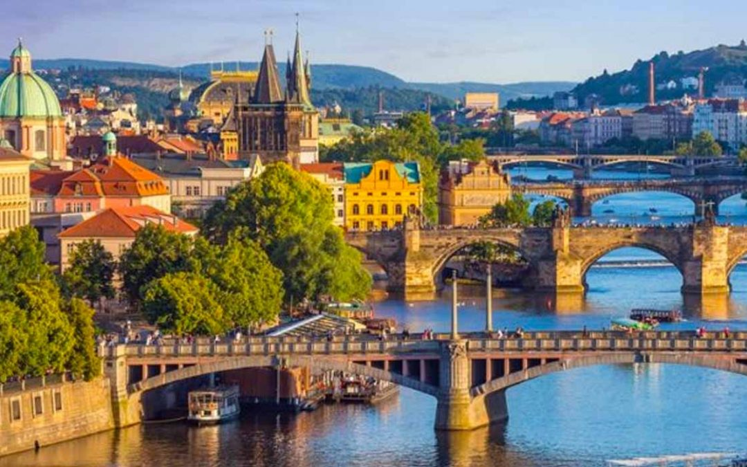 7 Days Luxury Trip from Prague to Budapest